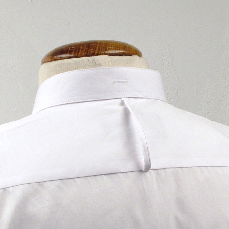 ffef5a3efe6 Marcella Stiff Fronted Collarless tunic shirt For White Tie