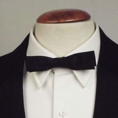 Silk and Marcella Bow Ties self tie bat wing bow ties ...